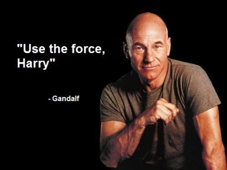 Use the Force Harry