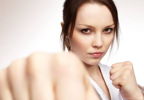 Women's Self Defense 2