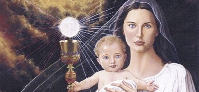 Mother of the Eucharist 1