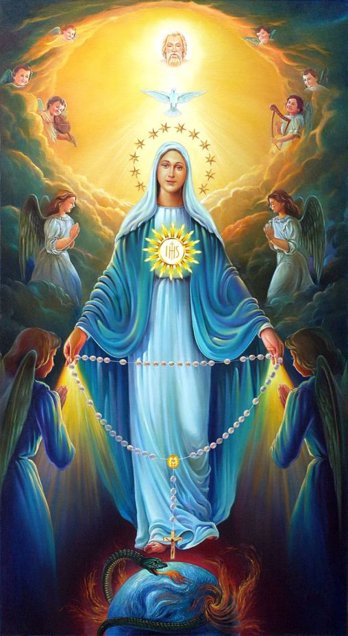 Our Lady - Rosary