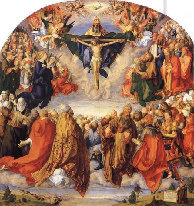 All Saints by Albrecht Dürer