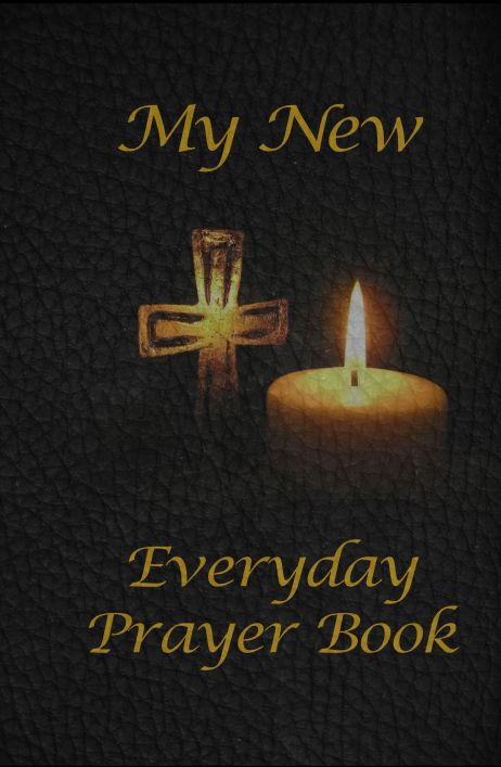 My NEW Everyday Prayer Book - Cover