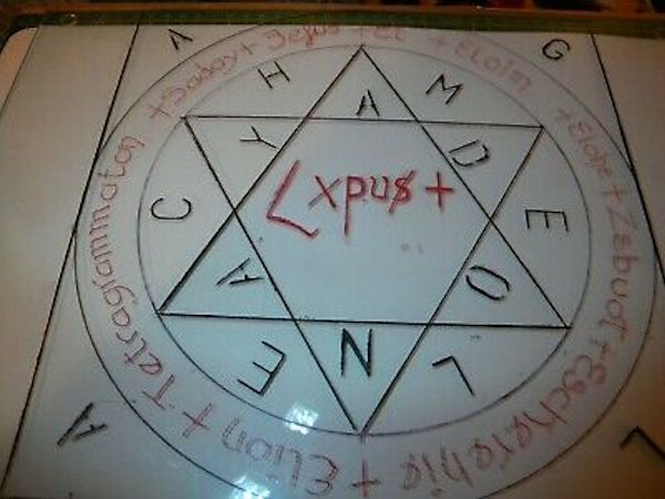 Solomonic Circle