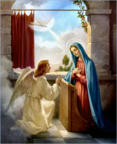 01 - Annunciation