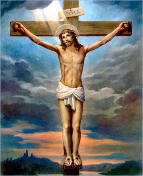 10 - Crucifixion