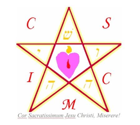Pentaculum Cordis Sacratissimi - 2nd Edition Title Page